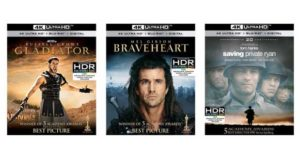 paramount dolbyvision evi 07 03 18 300x160 - Gladiatore, Braveheart e Soldato Ryan in 4K con Dolby Vision