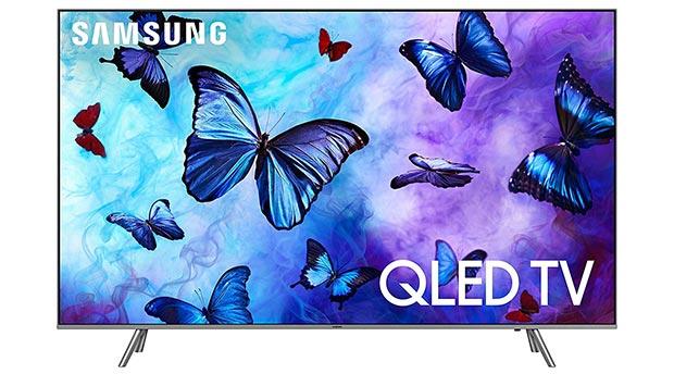 samsung q6n - Samsung: tutti i dettagli della nuova gamma TV QLED 2018