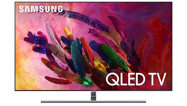 samsung q7fn - Samsung: tutti i dettagli della nuova gamma TV QLED 2018