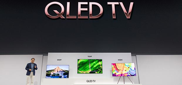samsung qled 2018 - Samsung: tutti i dettagli della nuova gamma TV QLED 2018