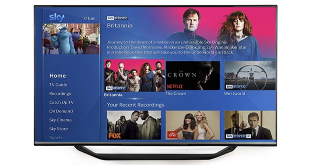 sky netflix - Sky e Netflix: il servizio in streaming su Sky Q e NOW TV