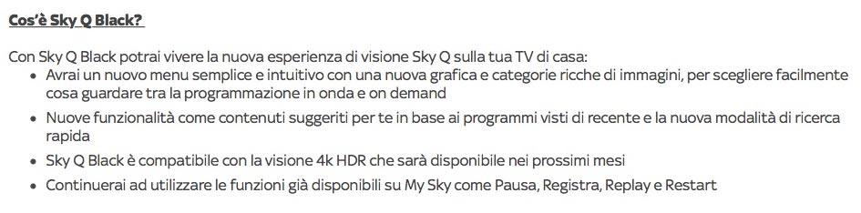 sky q black 2 - I decoder My Sky Humax ESi-160 diventeranno Sky Q Black