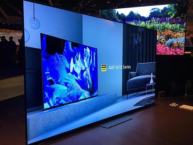 sony af8 - TV OLED Sony AF8 con Dolby Vision prenotabili da 2.499 Euro