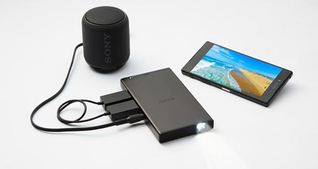 sony mp cd1 evi - Sony MP-CD1: pico proiettore DLP portatile