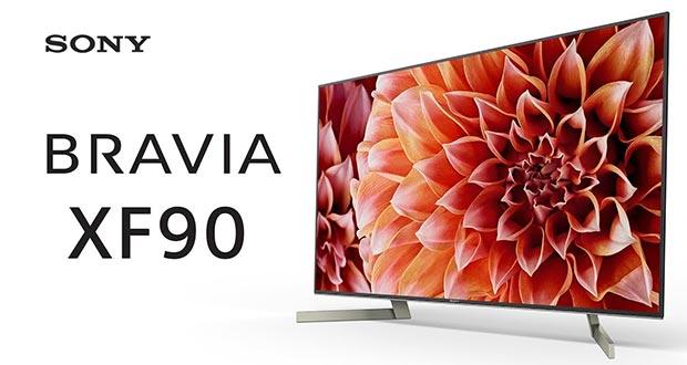 sony xf90 prezzi italia - Sony: prezzi italiani dei TV LCD 4K XF90
