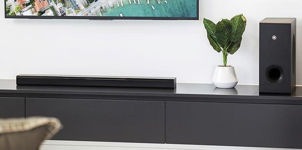 yamaha musiccast bar 40 e musiccast bar 400 soundbar dts. Black Bedroom Furniture Sets. Home Design Ideas