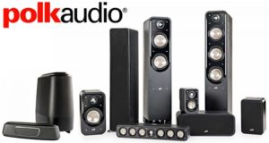 polk audio 300x160 - Audiogamma distribuisce in Italia i prodotti Polk Audio