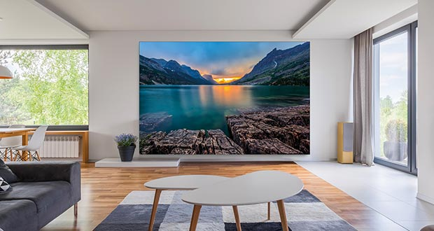 samsung home cinema led - Samsung Home Cinema LED: display a LED modulari