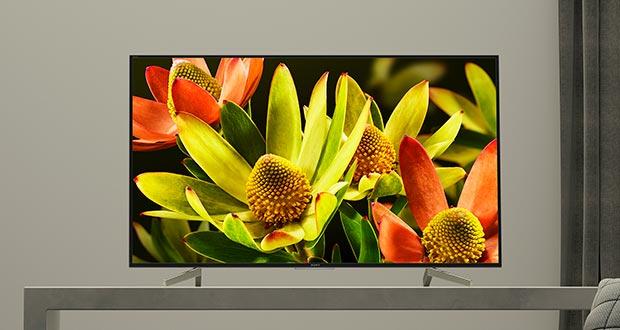 sony xf83 - Sony XF83 e XF70: TV LCD Ultra HD e HDR