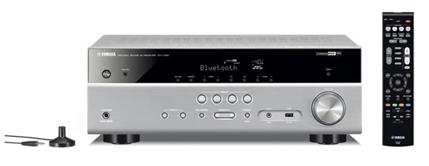 yamaha rx v485 - Yamaha RX-V 85: sintoamplificatori home cinema con MusicCast Surround