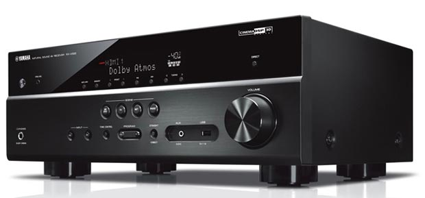 yamaha rx v585 - Yamaha RX-V 85: sintoamplificatori home cinema con MusicCast Surround