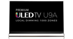 hisense u9a 300x160 - Hisense: nuovi TV ULED 4K U9A e U7A