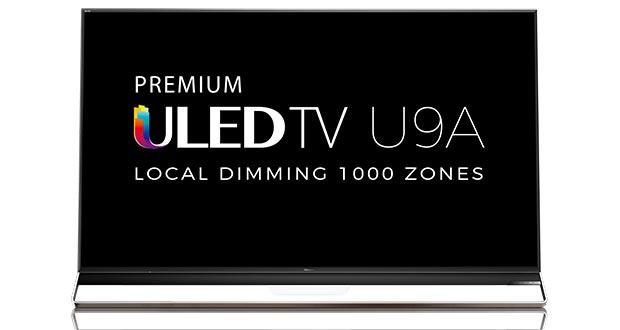 hisense u9a - Hisense: nuovi TV ULED 4K U9A e U7A