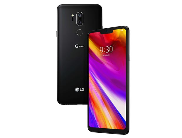 lg g7 2 - LG G7: smartphone Android con display da 1.000 nits