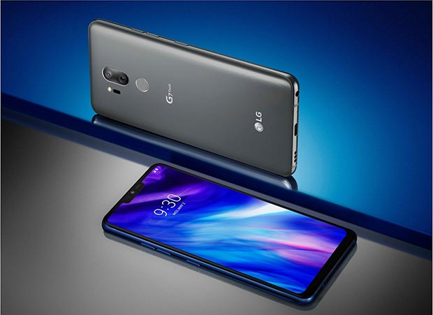 lg g7 3 - LG G7: smartphone Android con display da 1.000 nits
