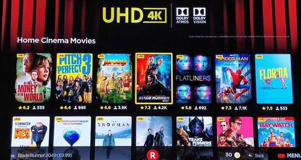 rakuten tv dolby - Rakuten TV: film Dolby Vision e Dolby Atmos su TV LG