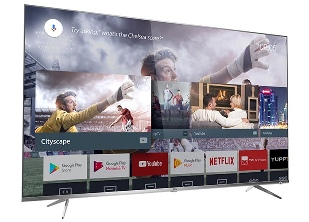 tcl p66 - TCL P66: Android TV LCD 4K e HDR da 650 Euro