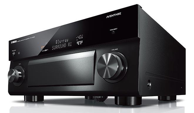 yamaha rx a80 - Yamaha Aventage RX-A 80: ampli home cinema MusicCast