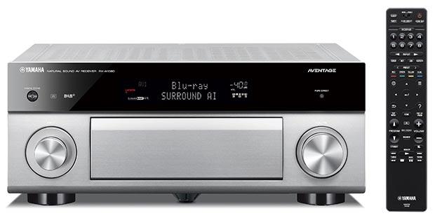 yamaha rx a80 3 - Yamaha Aventage RX-A 80: ampli home cinema MusicCast