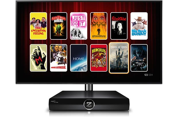zappiti one se 4k hdr - Zappiti One SE 4K HDR: media-player Android