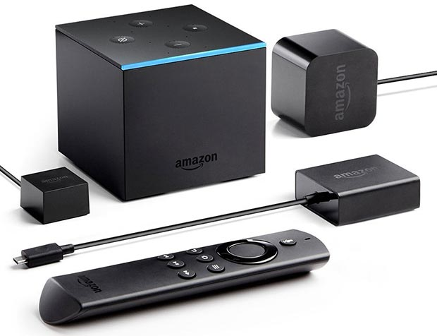 amazon fire tv cube 2 - Amazon Fire TV Cube: set-top box 4K HDR con Alexa