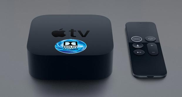apple tv dolby atmos evi - Apple TV 4K: tvOS 12 attiva il supporto al Dolby Atmos