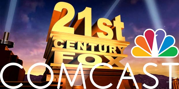 comcast fox - Comcast offre 65 miliardi di dollari per Fox