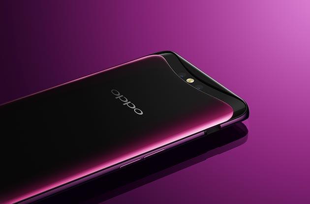 oppo find x - Oppo Find X: smartphone tutto schermo con fotocamera motorizzata