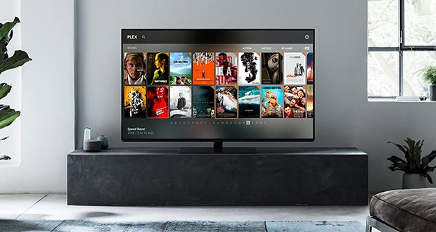 panasonic plex - Plex disponibile sui TV Panasonic 2014 e successivi