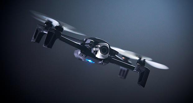 parrot anafi evi - Parrot ANAFI: drone compatto con riprese in 4K HDR