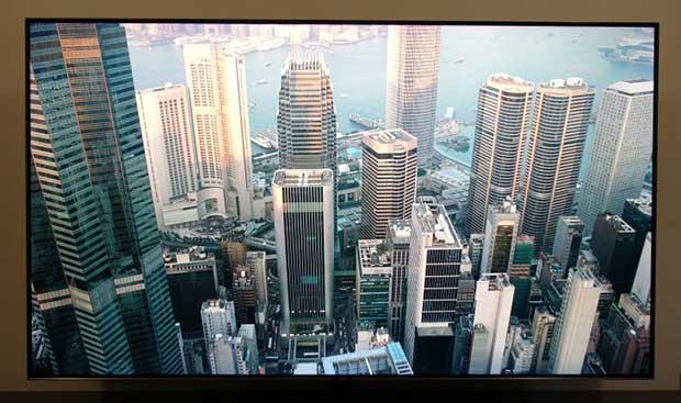 samsung Q9FN preview 7 - Samsung QLED Q9FN da 55 pollici: anteprima con misure
