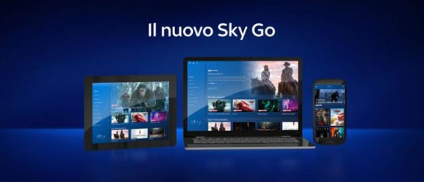 sky - Sky: pay TV via fibra, decoder Sky Q Black e nuovo Sky Go