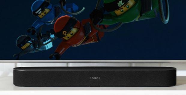 sonos beam - Sonos Beam: soundbar multi-room con AirPlay 2