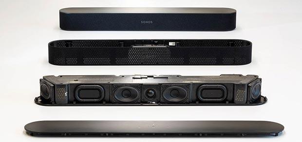 sonos beam 2 - Sonos Beam: soundbar multi-room con AirPlay 2
