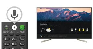 sony google assistant 300x160 - Google Assistant sulle TV Sony 2018