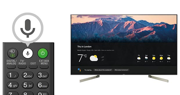 sony google assistant - Google Assistant sulle TV Sony 2018