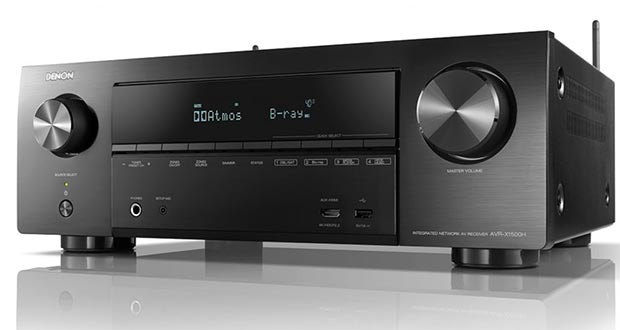 denon x1500h - Denon AVR-X1500H e AVR-X2500H: ampli 7.2 con AirPlay 2