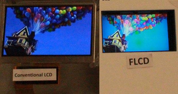 flcd - Pannelli FLCD: via i filtri colore e incremento della risoluzione