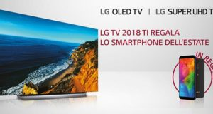 lg promo 300x160 - LG: smartphone Q7 in regalo a chi acquista una TV