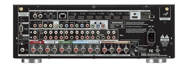 marantz sr5013 retro - Marantz SR5103 e SR6013: ampli 7.2 e 9.2 con AirPlay 2