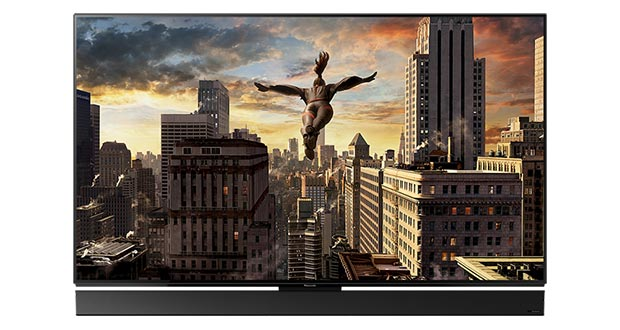 panasonic fz950 - Panasonic FZ950: TV OLED Ultra HD disponibili in Italia