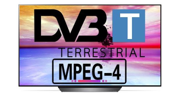 dvbt mpeg4 2020 - Digitale terrestre: si passa a MPEG4 dal primo gennaio 2020