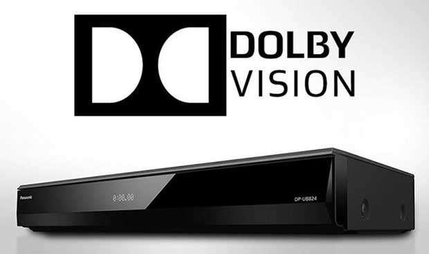 panasonic ub820 dobyvision 1 27 08 18 - Panasonic UB820: firmware Dolby Vision, Amazon Video e YouTube
