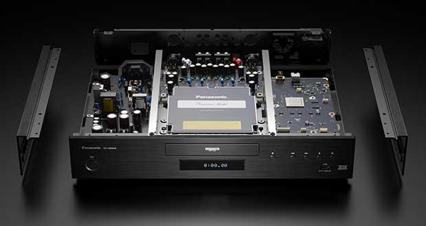 panasonic ub9000 evi 29 08 18 - Panasonic UB9000: lettore UHD Blu-ray Hi-End da settembre a 999€