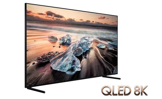 samsung Q900R 8K 1 30 08 18 - Samsung Q900R: TV 8K QLED da 65, 75 e 85 pollici