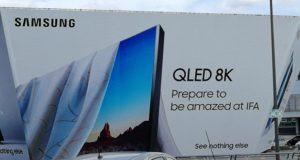samsung qled 8k 300x160 - Samsung: TV QLED con risoluzione 8K a IFA 2018