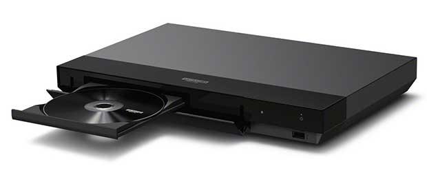 """sony ubp x500 1 07 08 18 - Sony UBP-X500: lettore Ultra HD Blu-ray """"economico"""""""