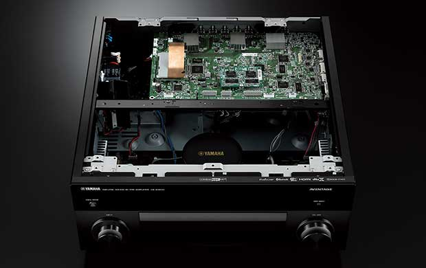 yamaha CXA5200 3 27 08 18 - Yamaha CX-A5200 e MX-A5200: pre-processore e finale AV 11.2 canali