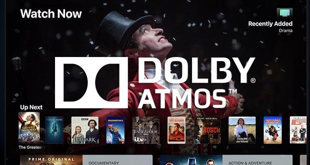 apple tvos 12 dolby atmos - Apple tvOS 12: Dolby Atmos arriva il 17 settembre