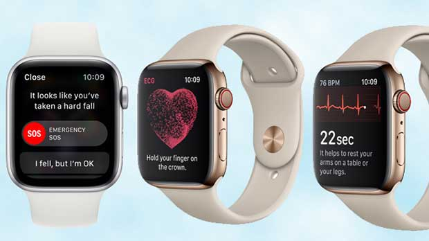 apple watch4 5 13 09 18 - Apple Watch Serie 4: ora fa anche l'elettrocardiogramma